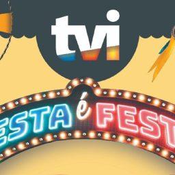 """""""Festa é Festa"""" da TVI mantém liderança e ainda subiu nas audiências"""