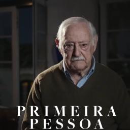 """RTP1 – Ruy de Carvalho vai estar no """"Primeira Pessoa"""" com  Fátima Campos Ferreira"""
