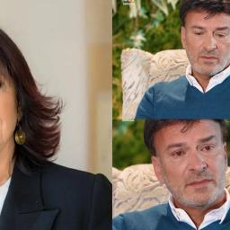 """Isabel Queiroz do Vale para Tony Carreira: """"Revejo-me nas suas palavras. Perdi uma filha da mesma maneira"""""""