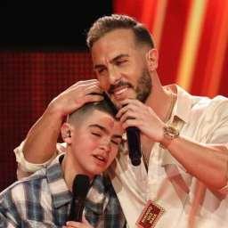 Emocionante! Tudo a chorar: Filho de Nininho Vaz Maia surpreendeu-o na TVI | COM VÍDEO!