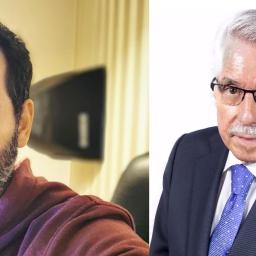 Hélder Freire Costa arrasa Guilherme Duarte, humorista que fez piada com Maria João Abreu