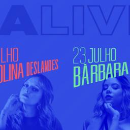 Desconfinar em Évora com Pedro Abrunhosa, Carolina Deslandes, Bárbara Tinoco e Tiago Nacarato