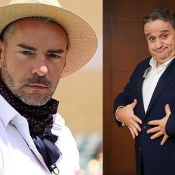 """Cláudio Ramos: """"Toda a vida sonhei ser o Fernando Mendes"""""""