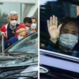 ÚLTIMA HORA: Glória Menezes teve alta hospitalar! COM VÍDEO!