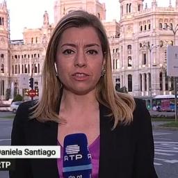 Daniela Santiago: jornalista da RTP ganha Prémio de Melhor Correspondente Estrangeira