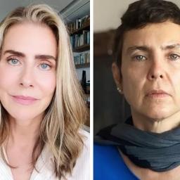 BRASIL: Maitê Proença e Adriana Calcanhoto vivem romance