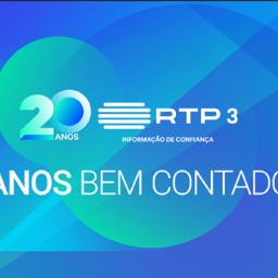 Em dia de aniversário, a RTP3 bateu no fundo e registou 0% de rating e de share durante bastante tempo