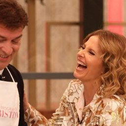 """Cristina Ferreira: """"Bem-vindo, Tony Carreira!"""""""
